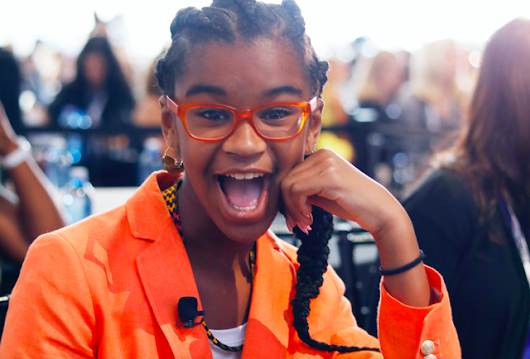From Activist To Author: How 12-Year-Old Marley Dias Is Changing The Face Of Children's Literature