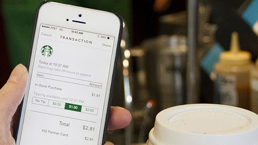 Starbucks and Spotify Link Up to Bring Digital Music Into Stores