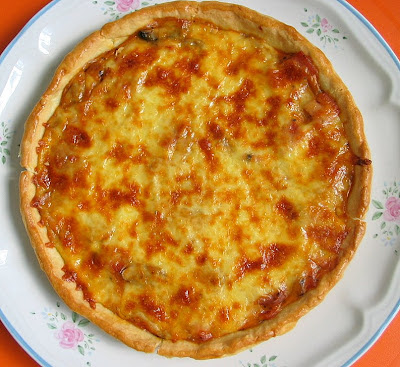 Quiche Lorraine Kitchen Nightmares