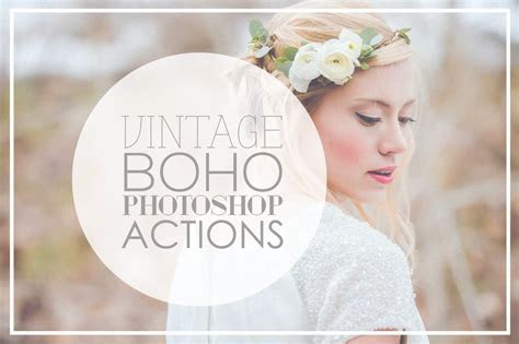 Vintage Wedding Photoshop Actions ~ Photoshop Add Ons