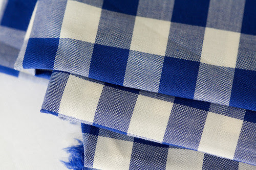 Gingham by Jeni Baker