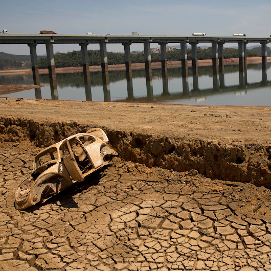 Severe Year-Long Drought in São Paulo Threatens Water Supply for Eight Million | VICE News