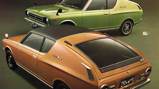 Top Gear: History lesson: the Datsun name