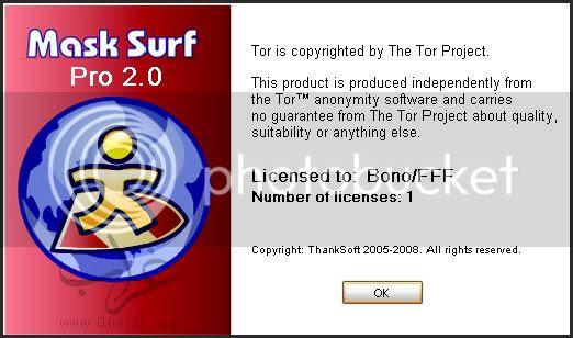 Mask Surf Pro 2.3 Portable