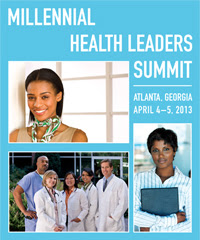 Millennial Health Leaders Summit Poster