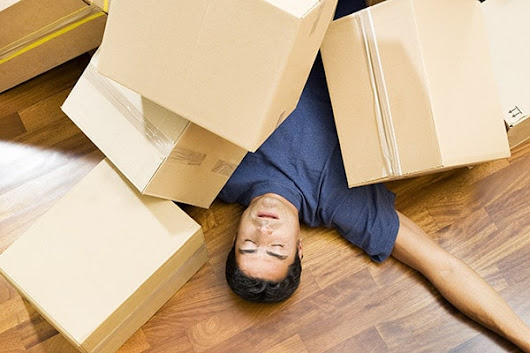 What mistakes to avoid when packing for a move?