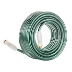 """Flexon 100 ft. 5/8"""" Contractor Grade Hose with Guard and Grip 1184115"""