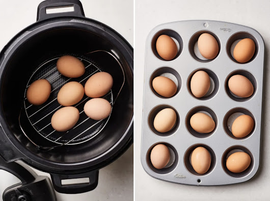 From Stovetop to Instant Pot: Every Way to Hard-Boil an Egg