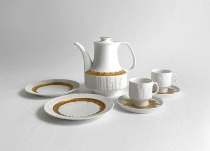 Modern German Tea Set