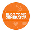 HubSpot's Blog Ideas Generator