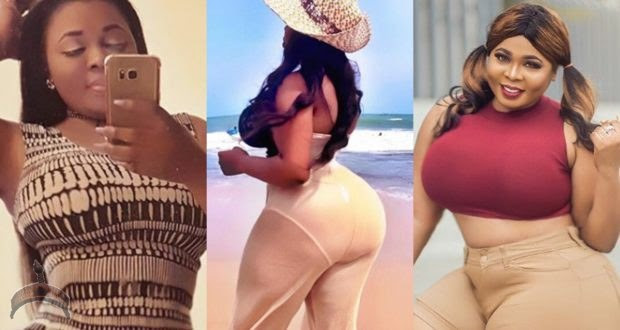 """Image result for """"Being a virgin hasn't been easy, temptations everywhere"""" – Ghanaian actress, Purfcie Conna"""