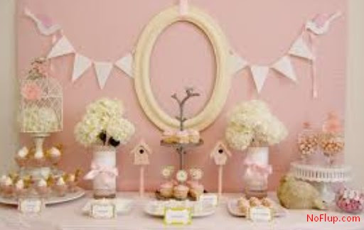 Best Baby Shower Themes For Girls Images Decorations Games 2018