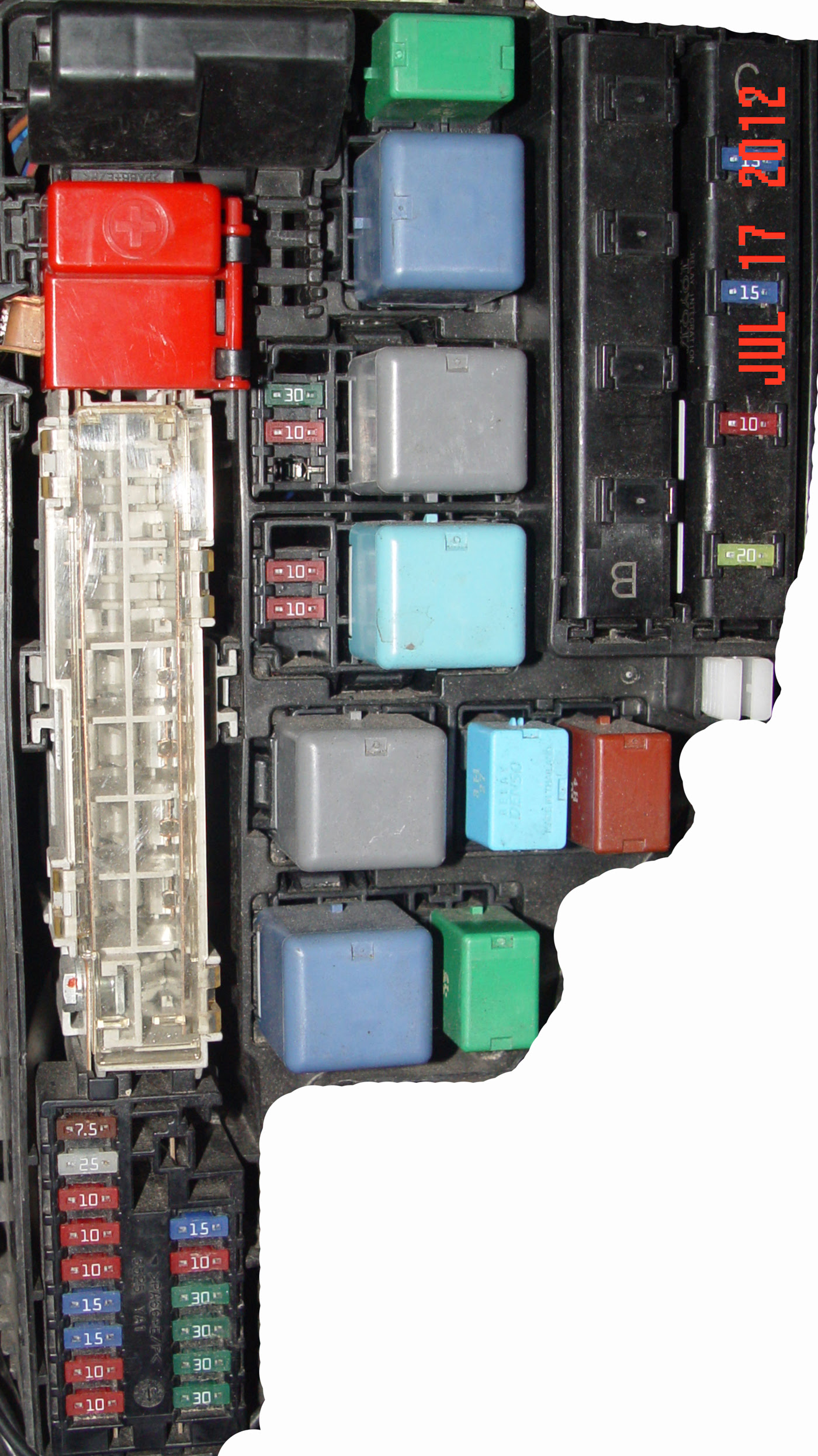 07 Prius Fuse Box Wiring Diagram Snail Cable A Snail Cable A Piuconzero It