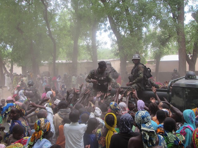 AFRICOM Funds Humanitarian Mission in Cameroon
