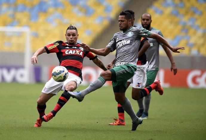Maracanã Flamengo x Palmeiras Pará (Foto: André Durão/GloboEsporte.com)