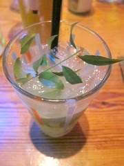 Curried Margarita
