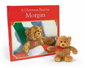 A Christmas Bear for Me (Product Catalog)