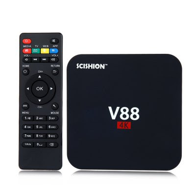 SCISHION V88 TV Box Player Rockchip 3229 Quad Core-25.89 Online Shopping| GearBest.com