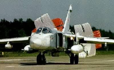 Su-24 MR