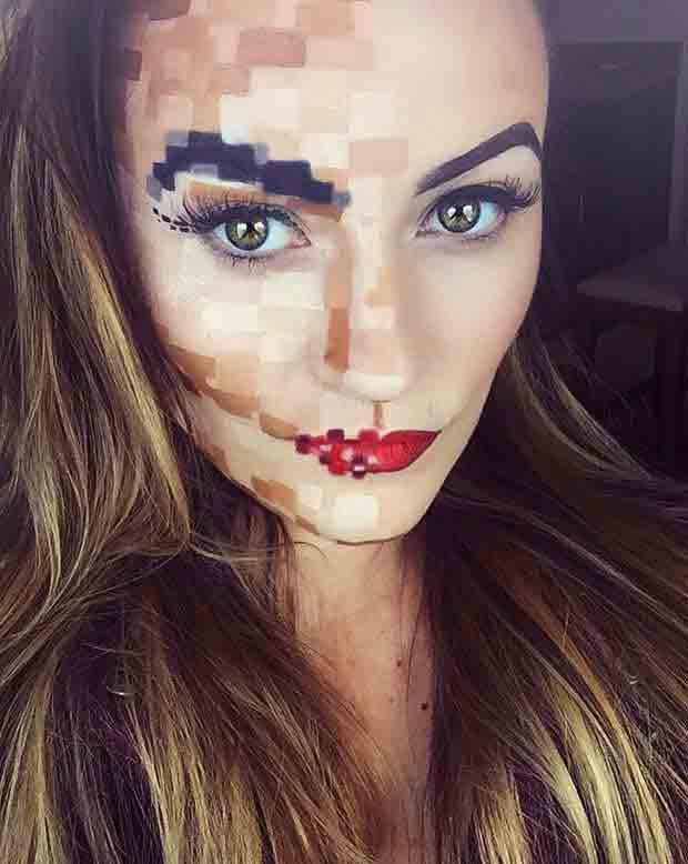 Cute Halloween Makeup Looks.Cute Halloween Makeup Ideas George S Blog