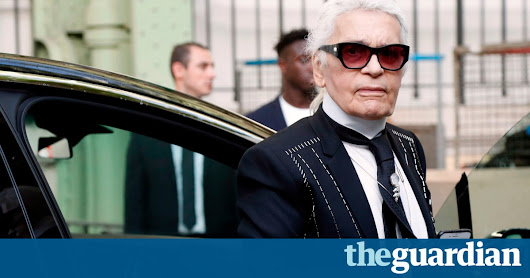 Karl Lagerfeld sparks outrage over migrant Holocaust comments | World news | The Guardian