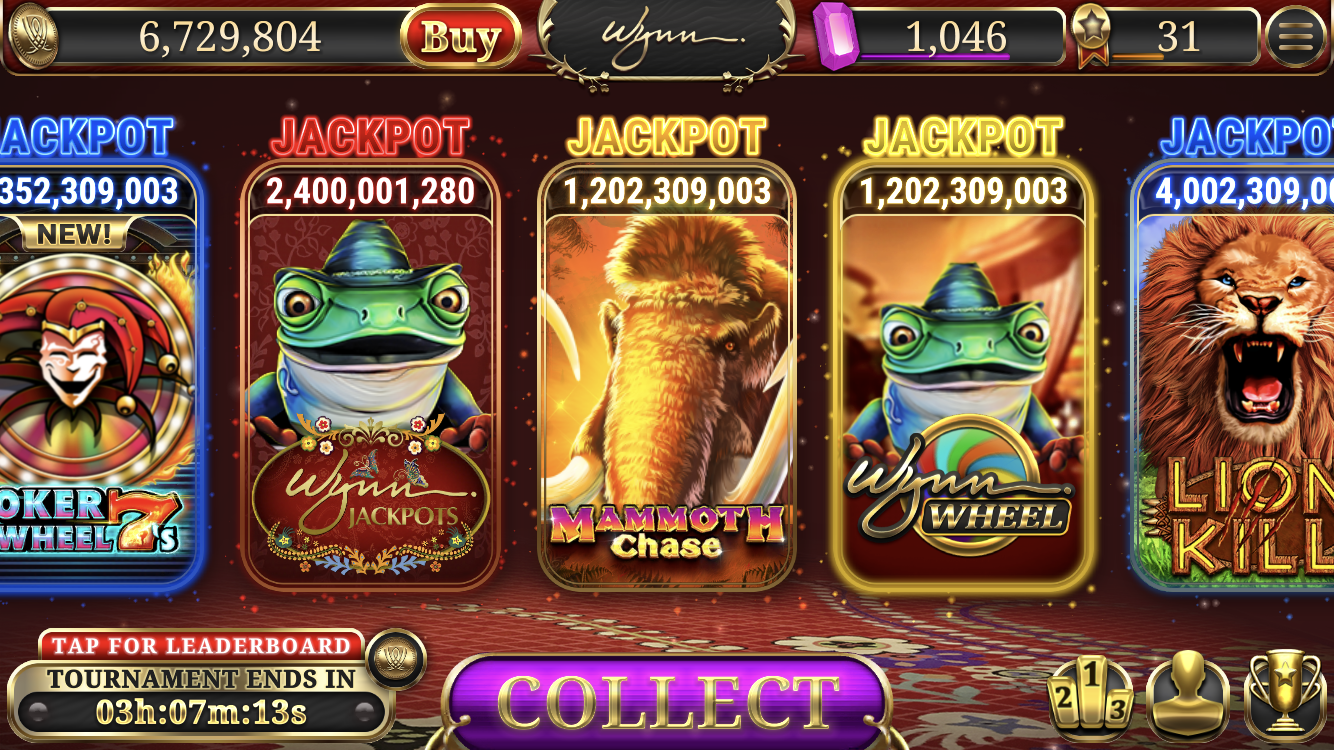 Wynn Slots brings you the highest quality Vegas casino slot machine games.Starting with 8,, free coins along with daily rewards and bonuses.Go head to head with other players in winner 4,4/5(10,5K).