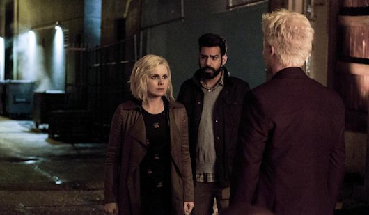 iZombie S3:E7 Dirt Nap Time - Bloody Whisper