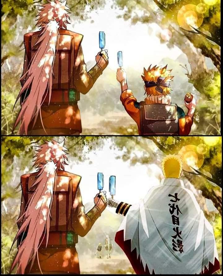 Sad Rest And Piece Jiraiya Naruto Amino