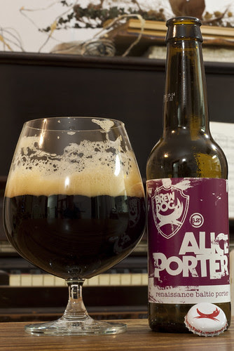 Brew Dog Alice Porter 14/24 by Cody La Bière