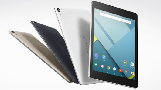 [Deal] Nexus 9 tablet available through Office Depot at discount