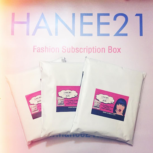 Get Your #HANEE21 APRIL edition box including 2 clothing + a gift! 💓👚💄🎁#shirtsubscription #subscriptionbox #freegift #april #shirtofthemonth #shirt #fashion #tshirt #style #cosmetic #clothing #gift #subscriptionaddict #subscriptionaddiction #subscribe #h21blog