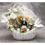 Gift Basket Drop Shipping Wedding Wishes Gift Basket Medium