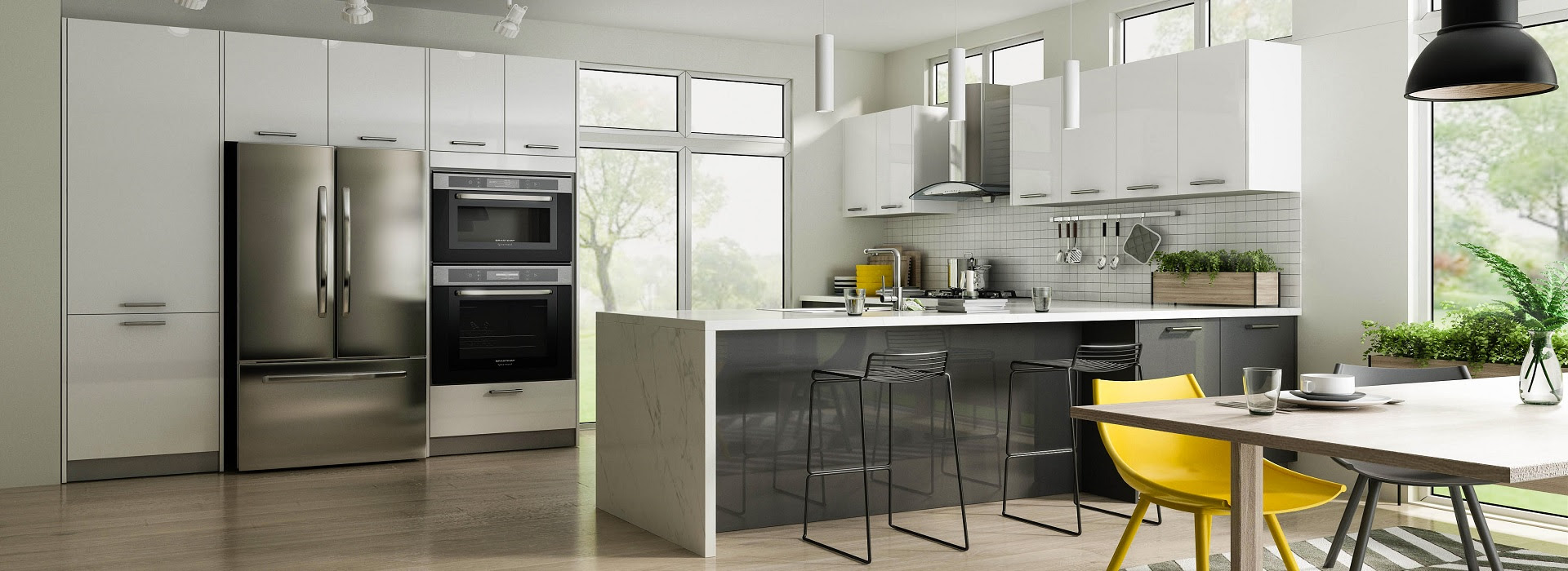 High Gloss Cabinets European Style Cabinets Rta Frameless Cabinet