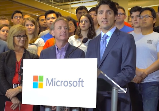 Canadian PM Justin Trudeau rocks Microsoft CEO Summit: Why snooping on VIPs is getting harder