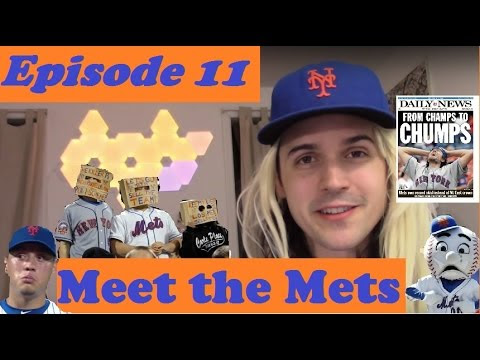 Jonny Baseball - Episode 11: Meet the Mets
