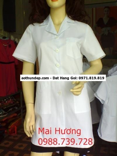 đồng phục y tá đẹp