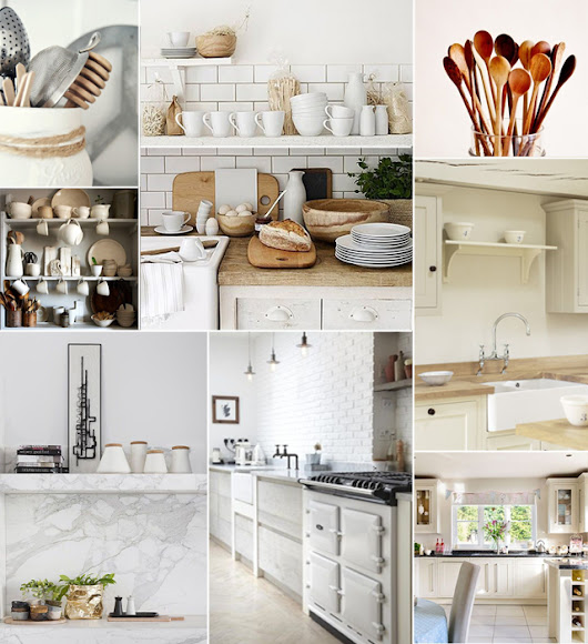 Kitchen Inspiration & A Giveaway!