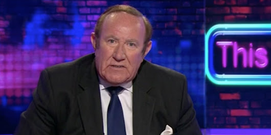 Andrew Neil Delivers Searing Rejoinder To 'Islamist Scumbags' In Opening Monologue For BBC1's 'This Week'