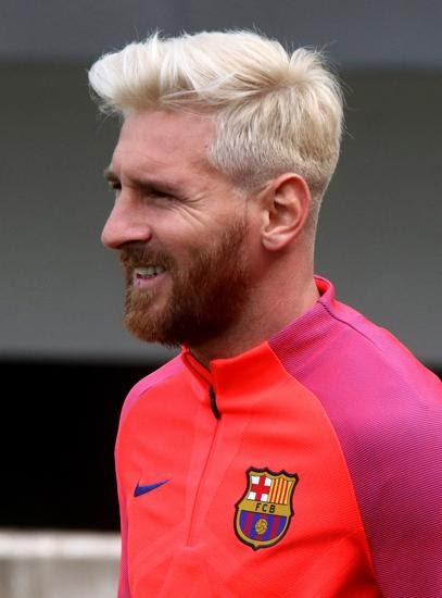 Lionel Messi New Hairstyle Newhairstyle2019