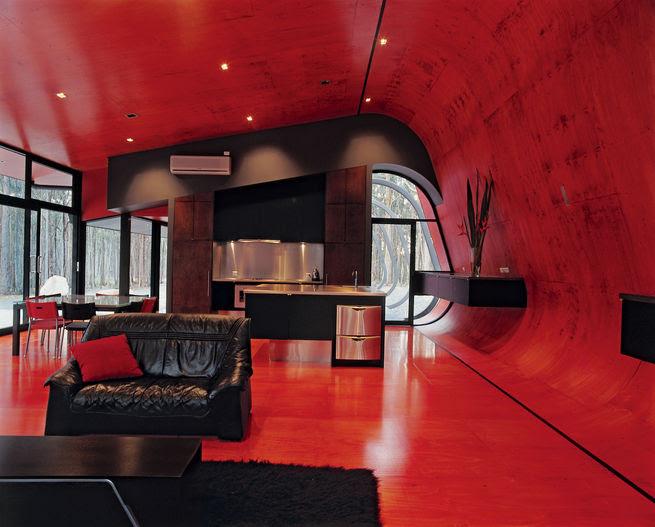 Slideshow: 20 Modern Living Rooms   Dwell