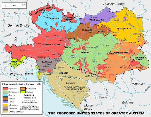 Ethnic groups in Austria-Hungary | Nuremberg