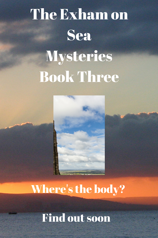 The Exham on Sea Mysteries: Book Three