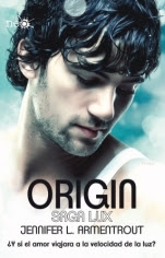 Origin (Lux IV) Jennifer L. Armentrout