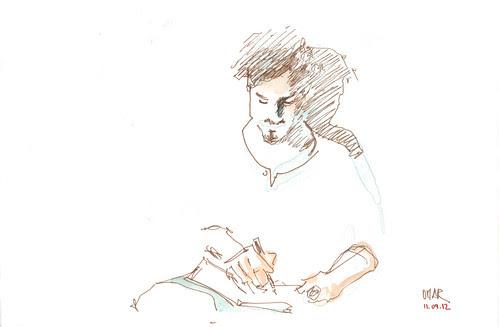 Simon sketching