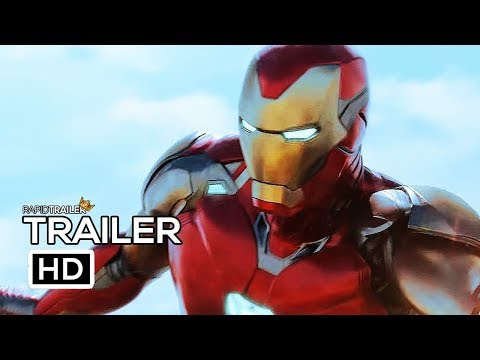 AVENGERS 4: ENDGAME Final Trailer (2019) Marvel, Superhero Movie HD