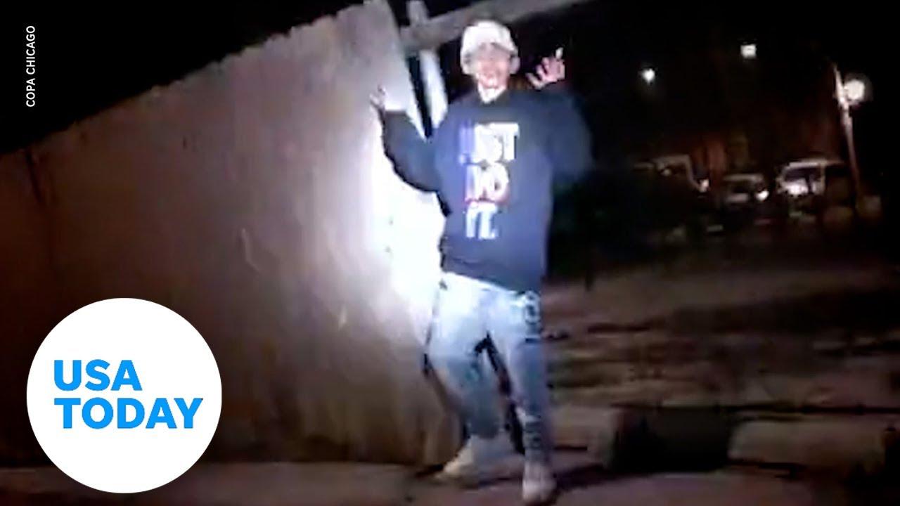 Chicago officials release footage of police shooting of 13-year-old Adam Toledo - Adam Toledo