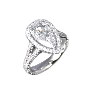 Pear Shape Diamond Engagement Ring ? Engagement & Wedding