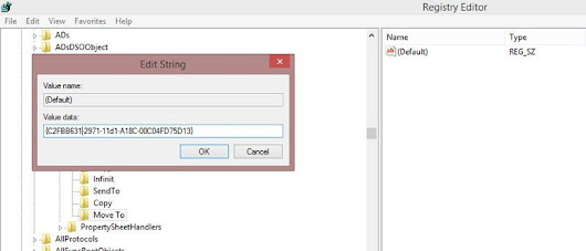 Improve File Search & Navigation on Windows 8 Context Menu