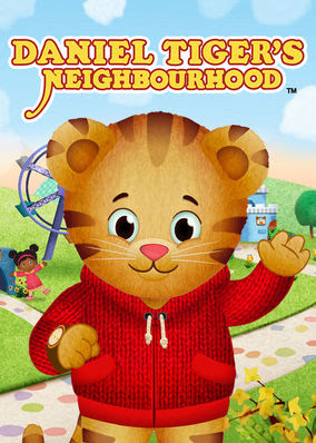 Daniel Tiger's Neighbourhood - Volume 1