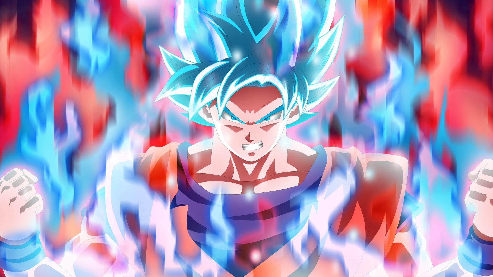 Goku Dragon Ball Super 5K Wallpapers  HD Wallpapers  ID 20081